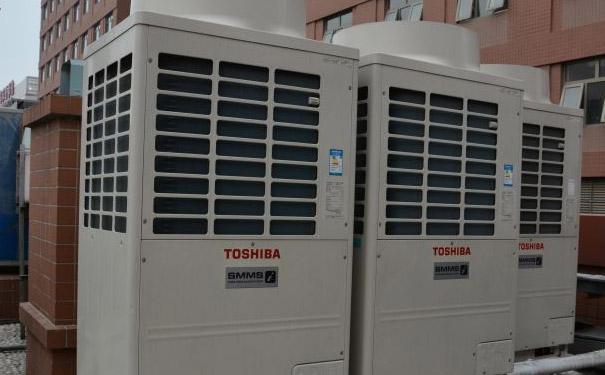 东芝中央空调安装方法步骤