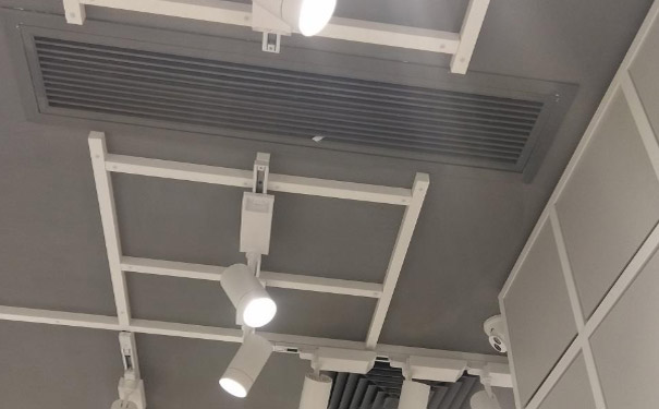 商铺怎么安装中央空调