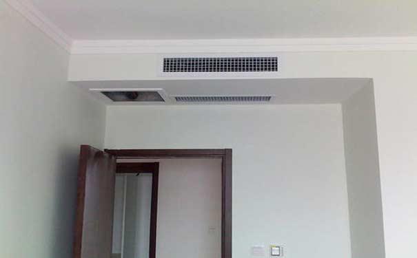 怎样清理家用中央空调