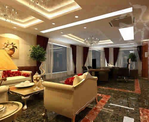 东芝中央空调四室二厅方案配置